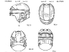 brevet - casque de hockey HH1000 – patent - HH1000 hockey helmet - 2