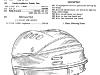 brevet - casque de hockey HH1000 – patent - HH1000 hockey helmet - 1
