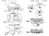 brevet - casque de hockey HH5000 - insert pour membrane protectrice – patent - HH5000 hockey helmet - padding insert- 2
