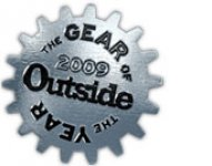 Outside Magazine_gear of the year award 2009