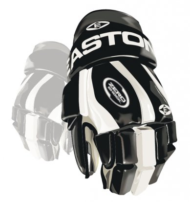 gant de hockey Zero-Shock – Zero-Shock hockey gloves – Easton Sports