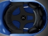 vue intérieure du casque de baseball X1 - inside view of the X1 baseball helmet - Xenith