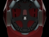 casque de baseball X1 - vue intérieure – X1 baseball helmet - inside view – Xenith