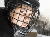 jeune hockeyeur - patinoire extérieure - casque HH5000 – young hockey player - outdoor rink - HH5000 helmet_1