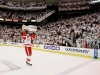 Nicklas Lidstrom – patin Synergy + coupe Stanley – Synergy Skate + Stanley cup – Easton Sports