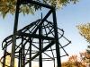 Structure de parc - pergola d'acier – Park structure - steel pergola